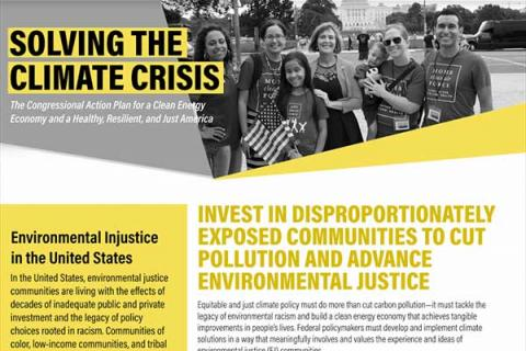 Invest in Disproportionately Exposed Communities to Cut Pollution and Advance Environmental Justice