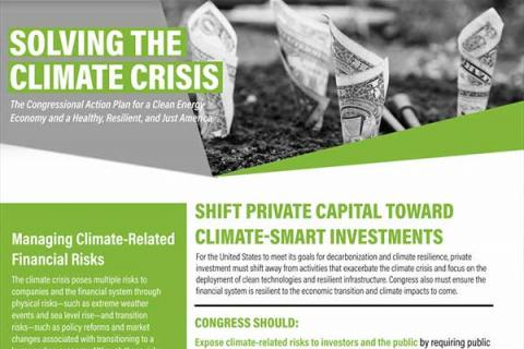 Shift Private Capital Toward Climate-Smart Investments