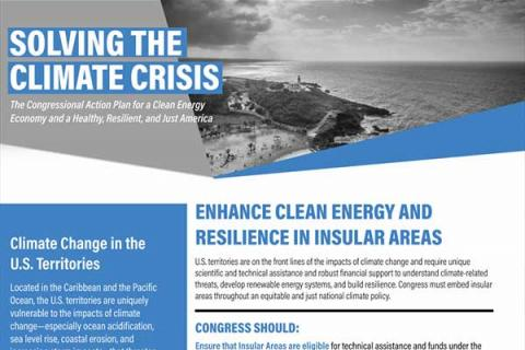 Enhance Clean Energy and Resilience in Insular Areas