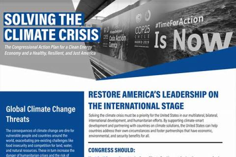 Restore America's Leadership on the International Stage